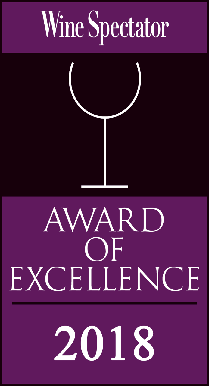 Wine Spectator Badge