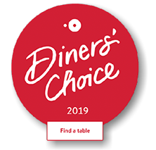 Open Table Dinner's Choice Winner 2019